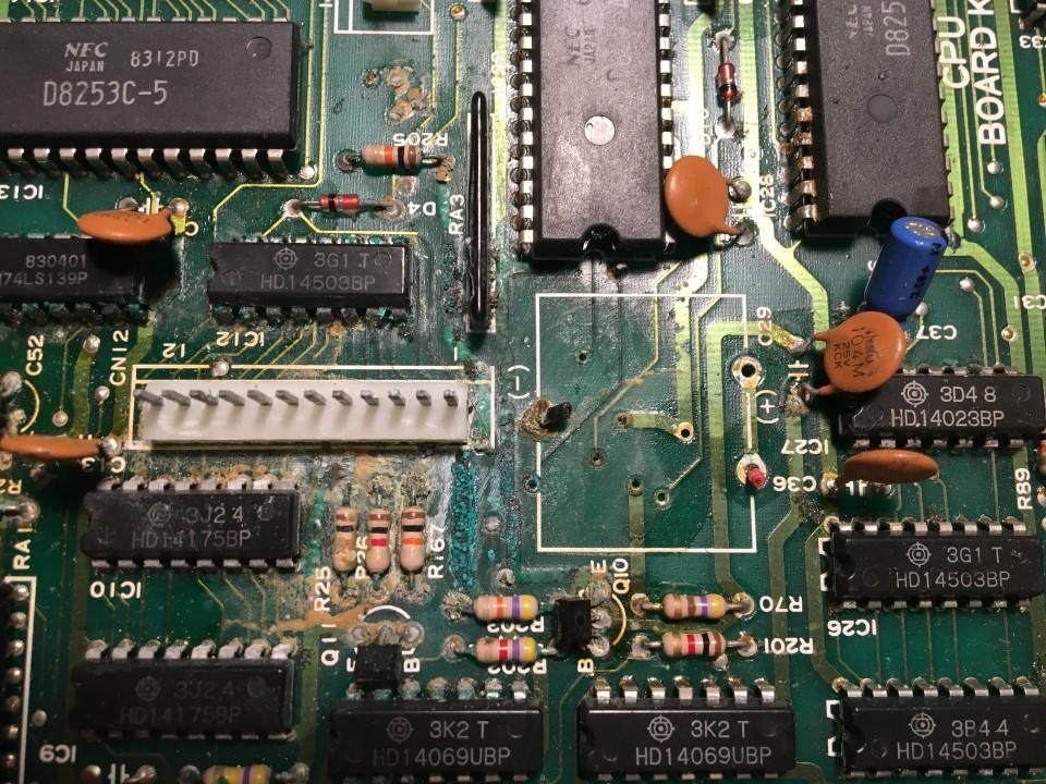 Poly-61 repair | Anlage-E